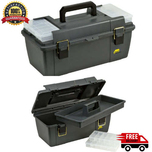 652009 Plano 652009 Plano 20 Grab-N-GO Tool Box with Removable Tray