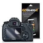 3X EZguardz LCD Screen Protector Skin HD 3X For Canon 5D Mark III (Ultra Clear)