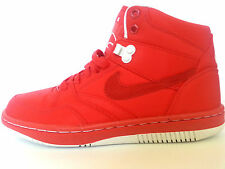New Nike Men's Sky Force 88 Mid TXT Action Red 488285-600 Sz 7US,40 EUR,25 cm