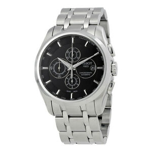 tissot couturier mens watch t035 627 11 051 00 image is loading tissot couturier mens watch t035 627 11 051