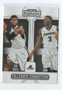 2016-17-Contenders-Draft-Picks-Collegiate-Connections-RC-04-Bentil-amp-Dunn