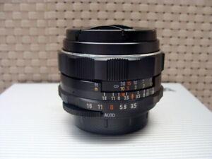 Asahi-Pentax-Pentax-Super-Takumar-1-3-5-35mm-034-sehr-guter-Zustand-034-RAR