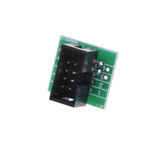 SOIC8 SOP8 test clip for EROM 93CXX//25CXX//24CXX in-circuit programmin BLCA