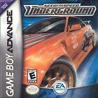Need for Speed: Underground (Nintendo Game Boy Advance, 2003)