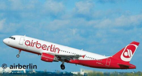 Revell Airbus A320 AirBerlin 1:144 Revell 04861