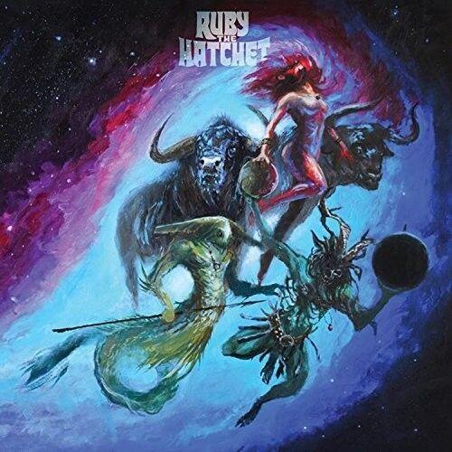 Planetary Space Child - Ruby The Hatchet (2017, Vinyl NEU)
