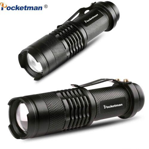 Ultra Bright L2 LED Flashlight linterna Small for Kids Emergency Torch