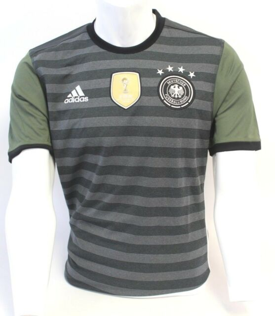 Buy adidas UEFA Germany Soccer Away Replica Jersey XS Futbol League ... d49f2e49f