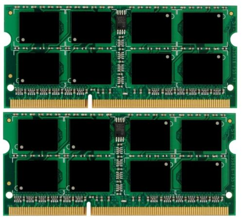16GB 2X 8GB Memory Sodimm PC3-8500 DDR3-1066MHz for APPLE New