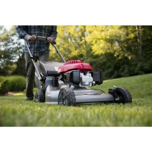 Image Is Loading Honda Engine Lawn Mower Self Propelled Gas Auto