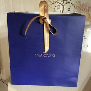 9ea9bd3d79 Image is loading Swarovski-Gift-Bag-B-New