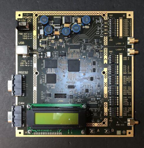 Rohde /& Schwarz 1305.1385 Test Board AS SHOWN As Is