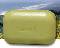 The Soap Works Camomile Soap Bar (110g)
