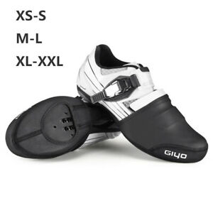 1 Pair Winter Warm Cycling Shoe Toe Cover Waterproof Overshoes Bike Bicycle New