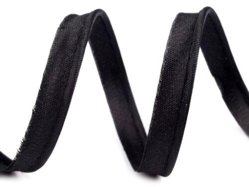 3m Cable de publicación de tuberías de Satén SML sesgo Tubería brida Costura Tapicería * trim