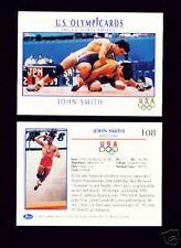 1992 OLYMPIC HOPEFULS JOHN SMITH WRESTLING CARD #108 ~ MULTIPLES AVAILABLE