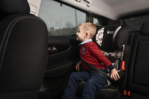 Skoda Fabia 5dr 2015 CAR WINDOW SUN SHADE BABY SEAT CHILD BOOSTER BLIND UV