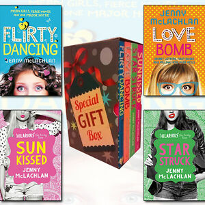 Jenny-McLachlan-Collection-4-Books-Set-Gift-Wrapped-Slipcase-Specially-You-New