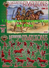 1:72 FIGURENALL ALL 72021 MOUNTED AMAZONS SET 2 - DARK ALLIANCE