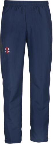 Gray Nicolls Storm Junior Pantalon De Survêtement Bleu Léger ventilé Training Pantalon