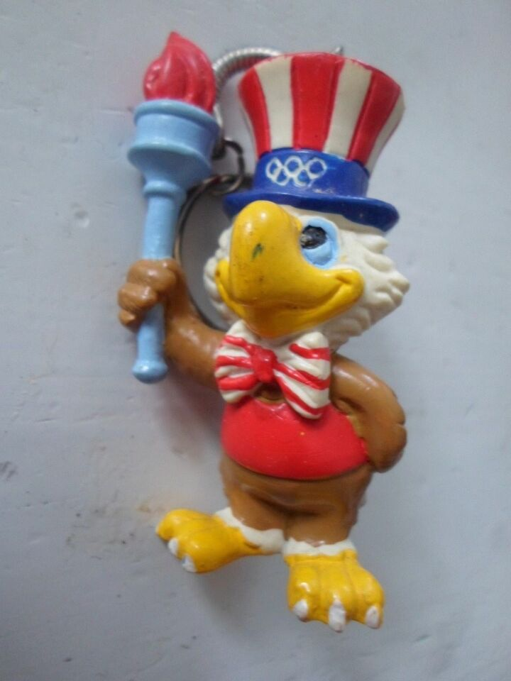 Nøgleringe, Sam the Olympic Eagle (1984)