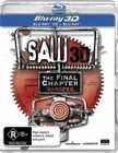 Saw - The Final Chapter (Blu-ray, 2011)