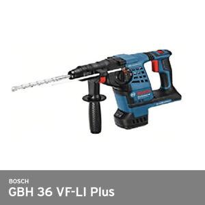 Bosch GBH 36 VF-LI Plus Cordless Rotary Hammer Bare Unit