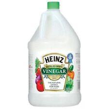 Heinz: Vinegar Distilled White, 1 Gal