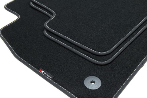 Exclusive-line Design Fußmatten für Audi A3 8V Sportback Bj 2013