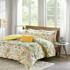 Intelligent-Design-ID10-727-Nina-Comforter-Set-Twin-XL-Multi-Twin-Twin-X-Large
