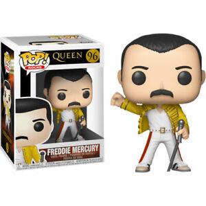 Queen-Freddie-Mercury-Wembley-1986-Pop-Vinyl-Figure-NEW-Funko