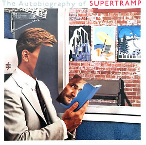Supertramp-CD-The-Autobiography-Of-Supertramp-Germany-VG-M