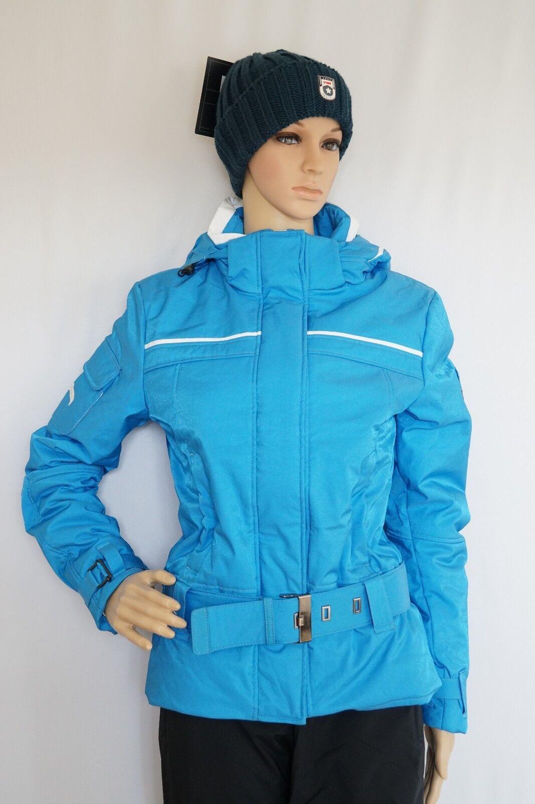 Vist damen 412 STELLA Ski Jacket damen Größe M w belt