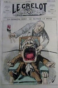 Caricature-Politique-the-Last-Tooth-Journal-Satirical-Jingle-No-61-of-1872