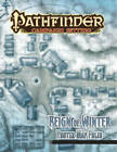 Pathfinder Campaign Setting: Reign of Winter Poster Map Folio by Robert Lazzaretti (Paperback, 2013)