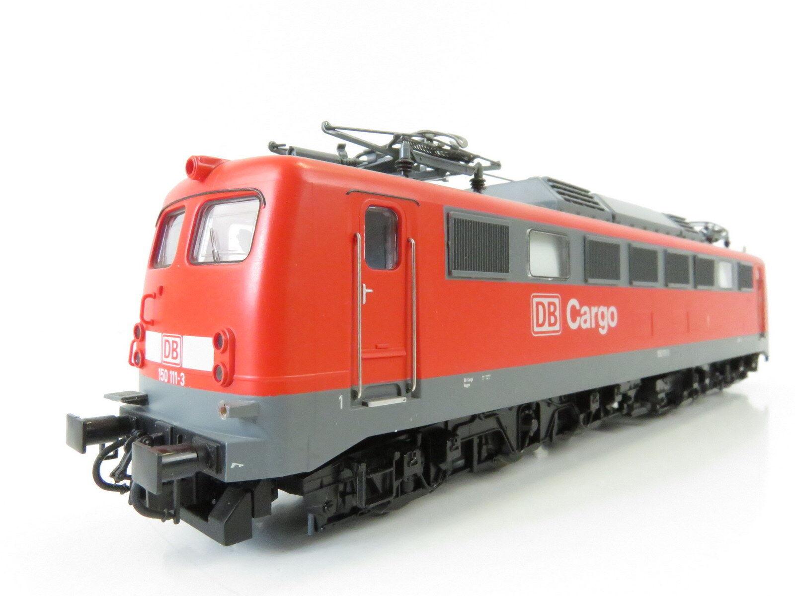 am0660  ROCO 63710 DC h0 e Lok BR 150 111 3 della DB Cargo, DSS OVP