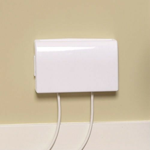 Clippasafe Electric Plug Socket Protector Cover Baby Child Safety