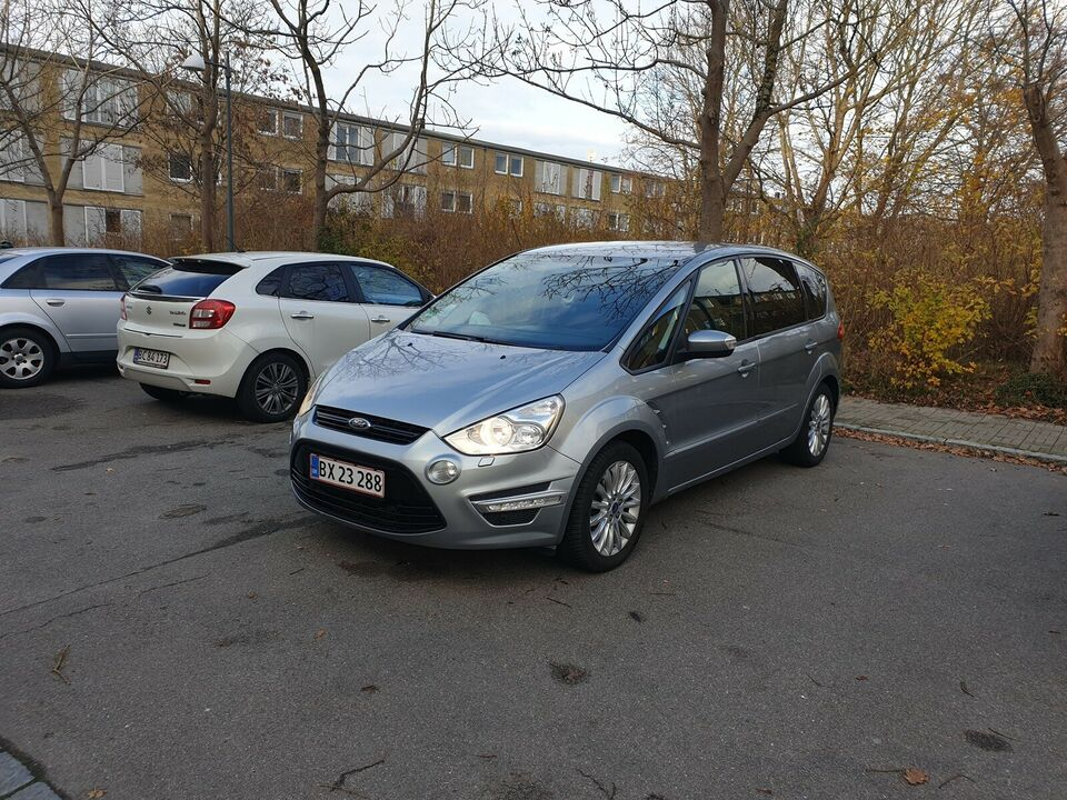 Ford S-MAX, 2,0 TDCi 140 Collection 7prs, Diesel