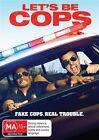 Let's Be Cops (DVD, 2015)