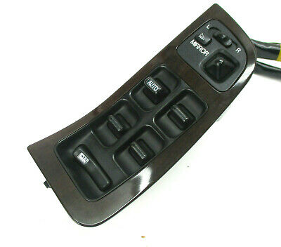 91-95 ACURA LEGEND 4D SEDAN FRONT DRIVER LEFT SIDE MASTER POWER WINDOW SWITCH