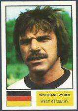 FKS-WORLD CUP 1974- #112-WEST GERMANY-WOLFGANG WEBER