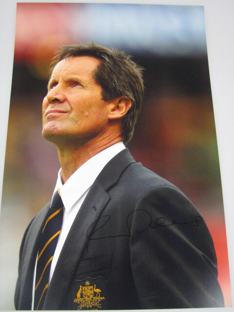 ROBBIE DEANS Hand Signed HUGE 12'x18' Photo  + Photo Proof