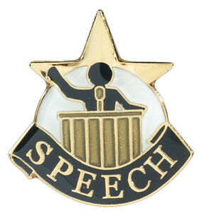 Honor Recognition Award Lapel Pin