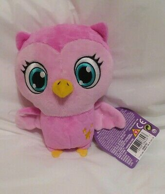 """Nickelodeon Little Charmers Treble Plush Pet Toy 7/"""" New With Tags"""