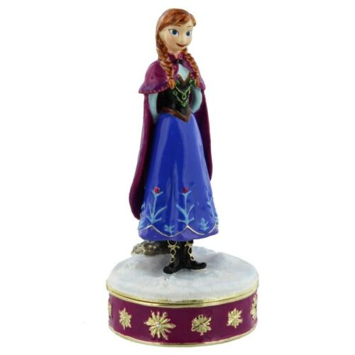 Elsa and Olaf trinket boxes Disney Frozen NEW Anna