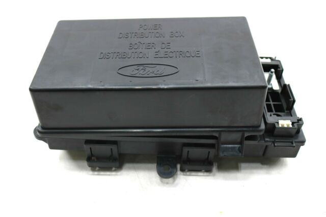 New Oem Ford Fuse Power Distribution Box 4c2z14a068aa E350 E450 6 0 Diesel 2004