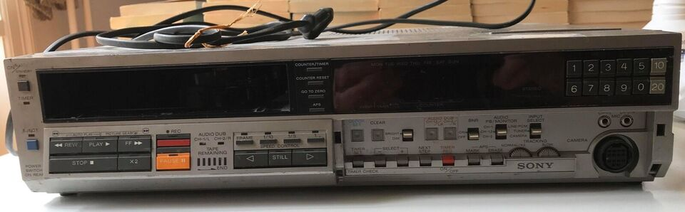 Betamax, Sony, SL-C9E