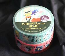 Whisper of the Heart - Special masking tape No705 - Genuine Studio Ghibli