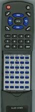Replacement Remote for COBY LEDTV3216, LEDTV2226, TFTV3225, LEDTV2326, RC-057
