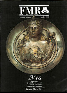 FMR FRANCO MARIA RICCI N. 65 1988 - IL MORETTO, IL TESORO DELLA CISTERNA, MAPPE